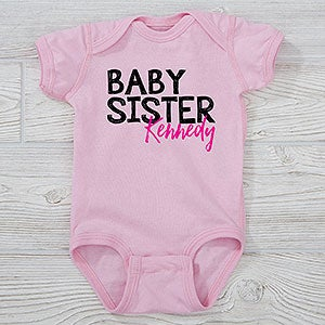 Personalised Baby Vests Bodysuits for Girls Proud to Be a Soldiers Daughter