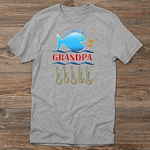 Im Going to Love Sharks When I Grow Up Just Like My Grandpa Toddler//Kids Sporty T-Shirt