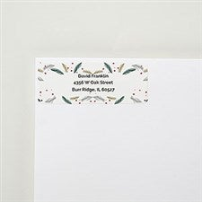 Happy Holidays Pine Address Labels - 22501