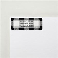 Buffalo Check Address Labels - 22505