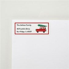 Tree Moving Return Address Labels - 22521
