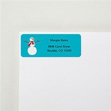 Snowplay Address Labels - 22539