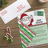 Special Delivery Personalized Letter From Santa - 22595