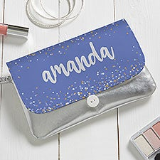 Sparkling Name Personalized Wristlet - 22645