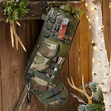 Tactical Christmas Stocking - 22858