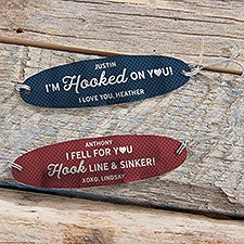 Personalized Fishing Lures - Romantic Gifts - 22946