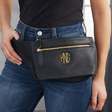 Personalized Embroidered Fanny Pack -  Monogram, Name, Initial - 22972