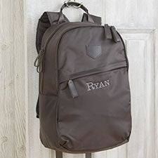 Custom Embroidered Water Resistant Backpack - 22980