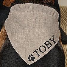 Happy Dog Personalized Dog Bandanas - 23055