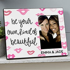 Be Your Own Kind Of Beautiful Personalized Picture Frame - 23114