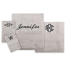 Turkish Modal Personalized Cotton Towel Collection - 23242