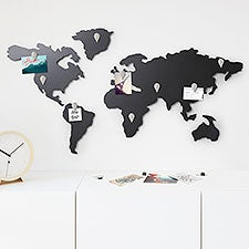 Mappit Magnetic World Map Wall Decor - 23313