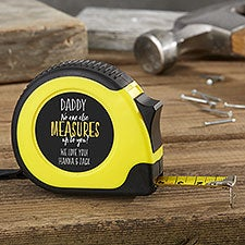 Personalized Tape Measure - Gift For Handyman Dad - 23336