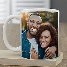 Personalized Picture Coffee Mugs - Romantic Photo - 23617