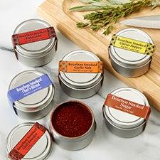 Bourbon Smoked Mini Spice Gift Set - 23944