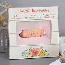 Baby Picture Frames & Photo Albums | Personalization Mall