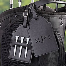 Classic Celebrations Personalized Leatherette Golf Bag Tag - 24453