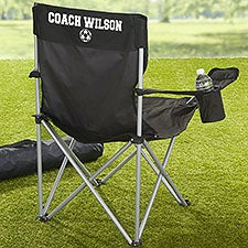 Sports Fan Personalized Camping Chair - 24499