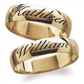 Named Rings