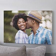 Romantic Photo Memories Custom Canvas Prints - 24985