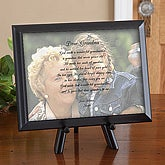 Personalized Poem and Photo Plaques - 2567