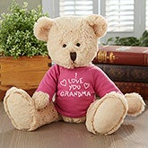 Personalized All My Love Pink Teddy Bear - 2568