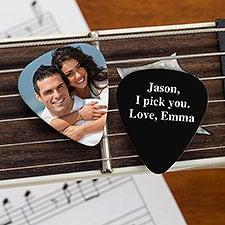 I Pick You Personalized Photo Guitar Picks - 26162