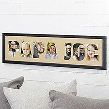 Personalized Grandpa Collage Picture Frame - 26284