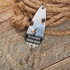 Photo Memories Personalized Fishing Lure - 26450
