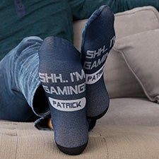 Personalized Gaming Socks - 26889