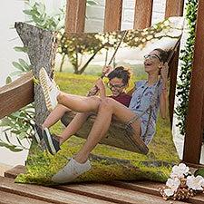 Photo Memories Personalized Outdoor Throw Pillows - 27513