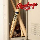 Personalized Wooden Baseball Bats - 2867