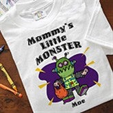 Little Monster Personalized Kids Hooded Sweatshirts