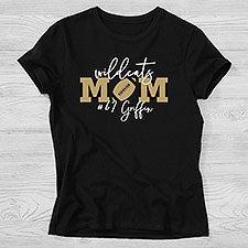 Sports Mom Personalized Mom Shirts - 28835