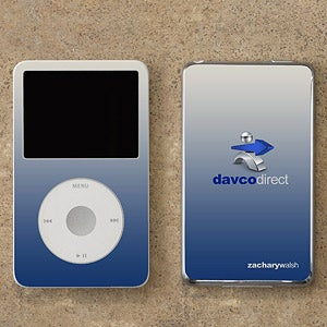 Personalized Corporate Custom Logo iPod® Skin - 10118