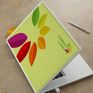 Personalized Corporate Custom Logo Laptop Skin - 10121