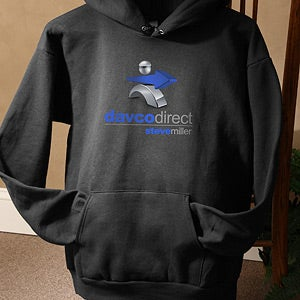 Personalized Corporate Custom Logo Hoodie - 10128