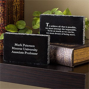 Engraved Marble Keepsake Gifts - Inspiring Messages - 10172