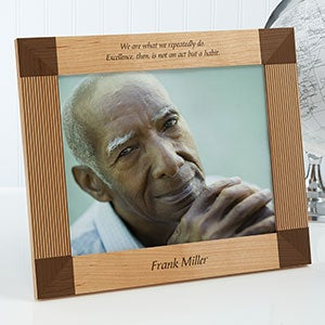 Engraved Picture Frames - Inspiring Quotes - 10217