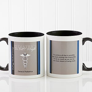 Personalized Coffee Mugs for Doctors - Medical Professions - 10223