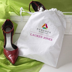 Personalized Corporate Custom Logo Shoe Bag - 10295
