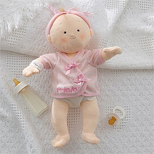 Personalized Baby Dolls - Rosy Cheeks - 10332