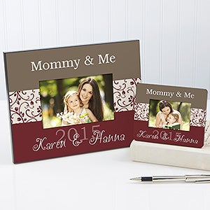 Personalized Picture Frame Set - Mommy & Me - 10337
