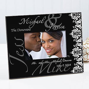 The Wedding Couple Personalized Frame - 10360