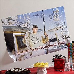 Personalized Photo Party Posters - 10423