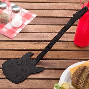 Personalization Mall Guitar BBQ Burger Flipper at Sears.com