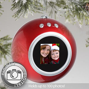 Personalization Mall Digital Photo Christmas Ornament at Sears.com