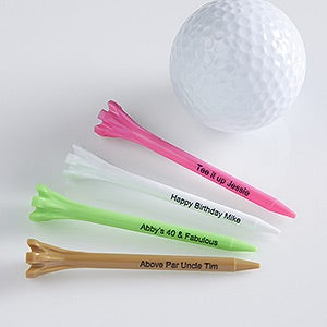Personalized Golf Tees 10501