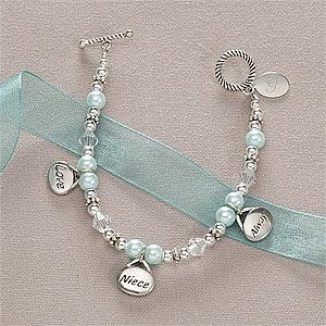 Personalized Kids Bracelet - Niece - 10524