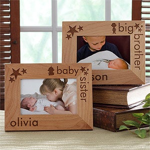 Personalized Picture Frames - Brothers & Sisters - 10613